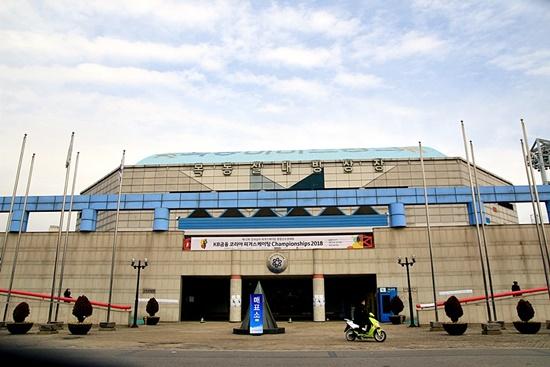 평창동계올림픽 피겨 대한민국 국가대표 최종선발대회가 펼쳐진 목동 실내빙상장