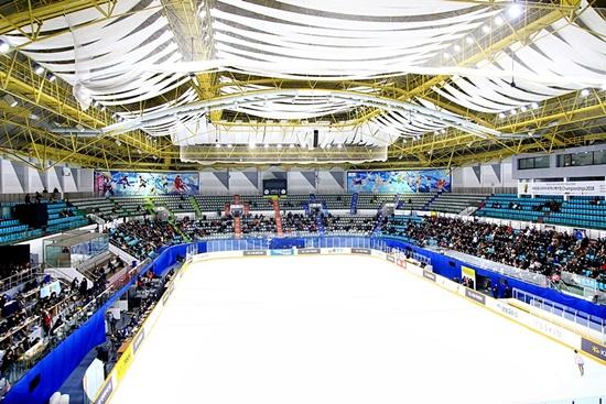 평창동계올림픽 피겨 스케이팅의 주인공이 결정될 목동실내빙상장