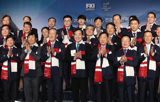 """이 총리 """"북한서 대표단 400~500명 평창올림픽 올 것"""""""