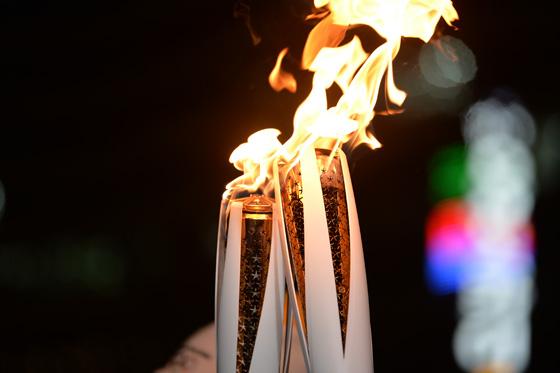 [평창 G-30] '성화봉송'…모두가 빛나는 올림픽