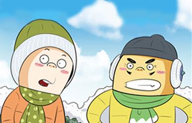 [도니패밀리] 아이, 추워! 저체온증 주의하세요.