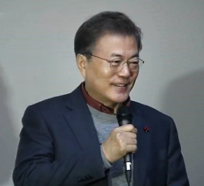 문재인대통령 영화 1987 관람 후기 풀버전 - 연희