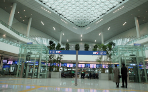 빠르고 편리하게…인천공항 제2터미널 이용법