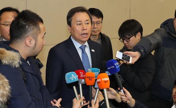 IOC, 북한 평창올림픽 참가 최종 승인