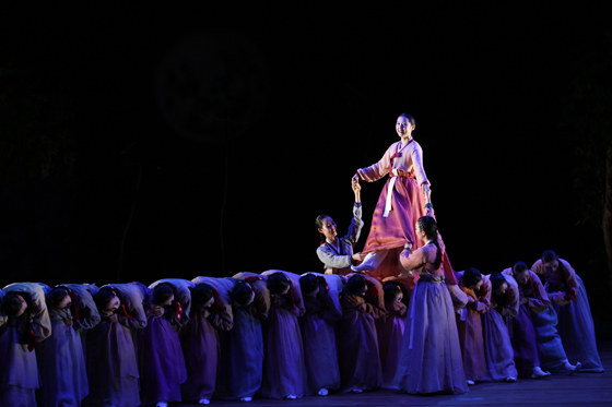 <종묘제례악> 공연 모습 (사진 = 국립국악원)