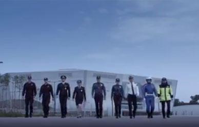 안전한 평창 올림픽을 위해 경찰이 함께하겠습니다