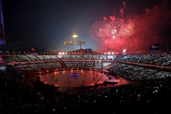 지구촌 겨울 스포츠 제전 2018 평창동계올림픽이 9일 시작됐다. (사진 = 평창동계올림픽조직위원회)