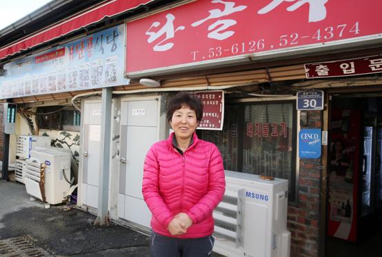 인터뷰를 마치면서 김정애 대표는 노동자와 사업주가 함께 상생할  수 있는 최저임금 보장 정책이 되었으면 하는 바람을 전했다.