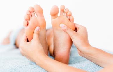 발 보면 알 수 있는 5가지 건강 상태