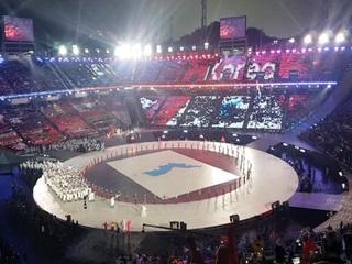 평창동계올림픽 개회식, 그 현장에 가다~