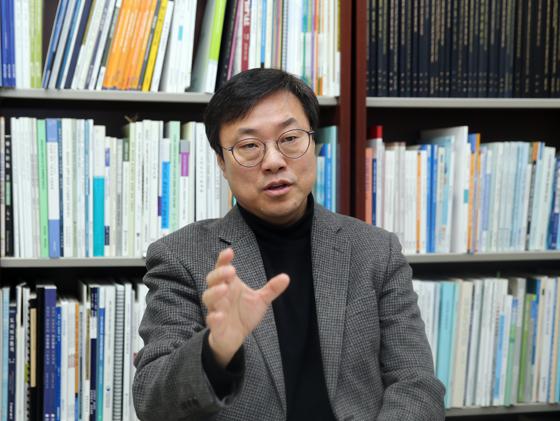김갑성 스마트시티 특별위원회 위원장