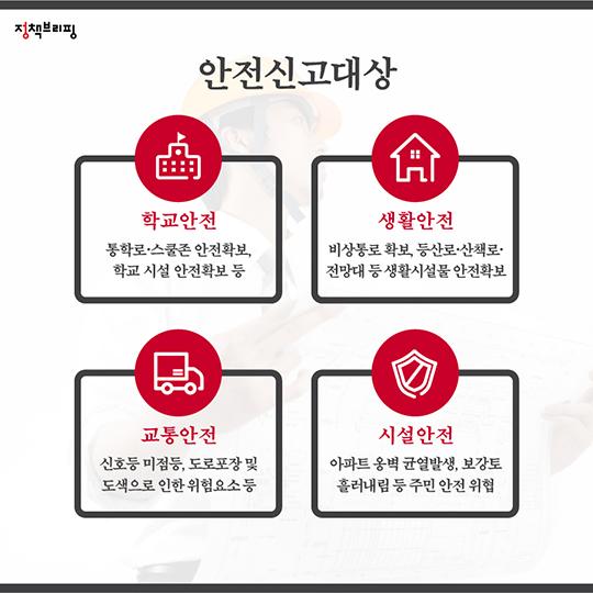 초·중·고 학생들에게 '희소식'···안전신고하면 봉사점수 인정!