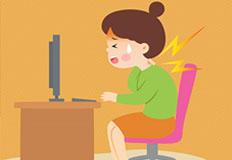 현대인의 고질병 '일자목 증후군'…예방법 5가지