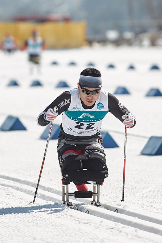 한국 동계패럴림픽 사상 첫 금메달이 기대되는 신의현.