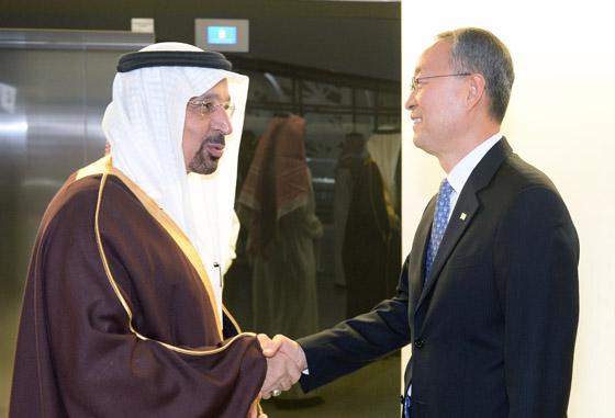 백운규 장관 사우디 방문…원전수출 의지 적극 표명
