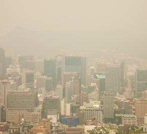 미세먼지로부터 폐 지키기 5가지 방법