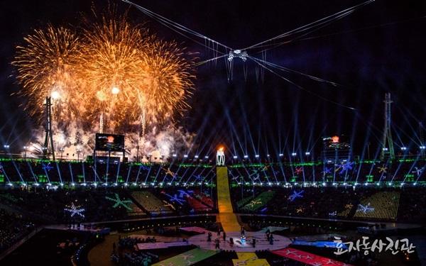 평창동계패럴림픽이 지난 18일 대단원의 막을 내렸다.(출처=효자동사진관)