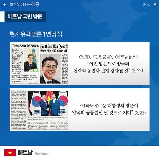 문재인 대통령 베트남-UAE순방