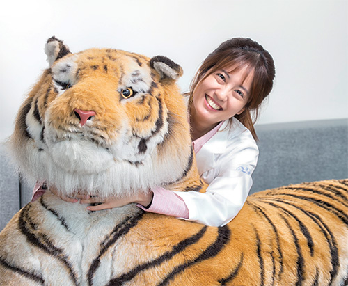 신윤주 수의사는 동물보호법과 관련된 사안은 동물이나 인간이라는 극단의 입장이 아닌 접점을 찾아가는 것이 중요하다고 강조했다. ⓒC영상미디어