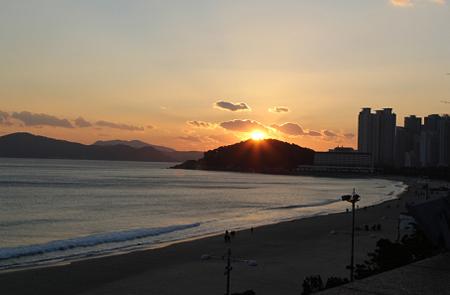 부산광역시 해운대해수욕장 (사진 = 한국관광공사)