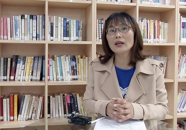 인천 남구 학산문화원 박성희 사무국장