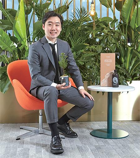 김형수(31) 대표.(사진=C영상미디어)