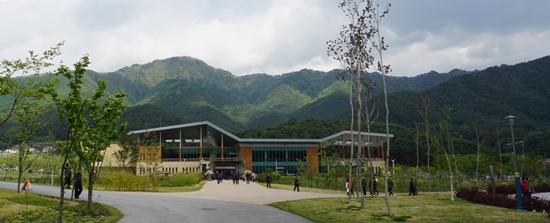 봉화 국립백두대간수목원