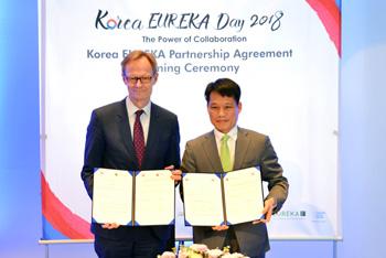한국, 비유럽국 최초 '유레카 파트너국' 승격