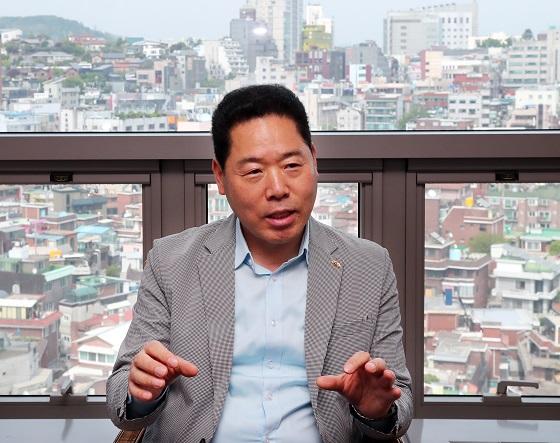 김종복 서울시 용산구 주무관.