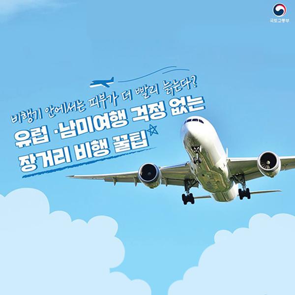 장거리 비행 꿀팁 총정리