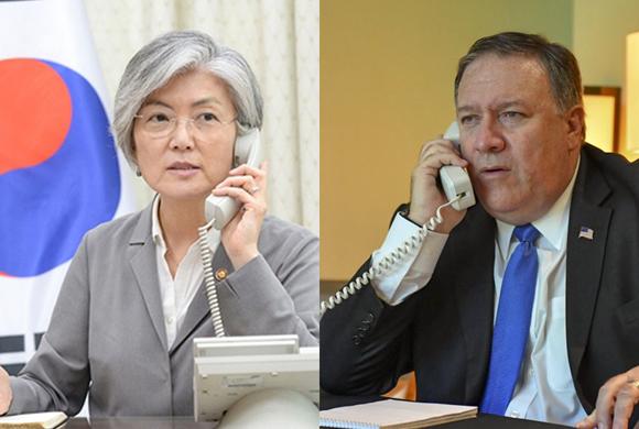 한미 외교, 북미정상회담 직후 통화…회담결과 설명
