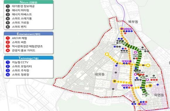 가야의 숨결이 살아있는 스마트 역사문화도시 김해 조성사업