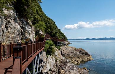 6월 걷기여행길 7선, 싱그러운 초여름 날씨와 어울리는 길