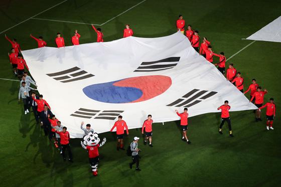 2018 FIFA 러시아월드컵이 6월 15일 오전 0시(한국시각) 러시아 모스크바 루즈니키 스타디움에서 개최국 러시아와 사우디아라비아의 A조 첫 경기를 시작으로 막을 올린다. (사진 = 대한축구협회)