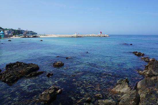 아름다운 동해 바다