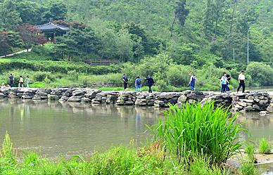 7월 걷기여행길 6선, 아름다운 여름의 정취를 물씬 느낄 수 있는 길