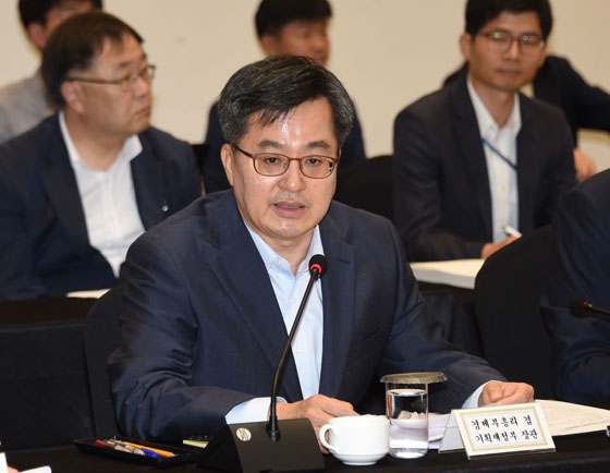 김동연 부총리 겸 기획재정부 장관. (사진 = 기획재정부)