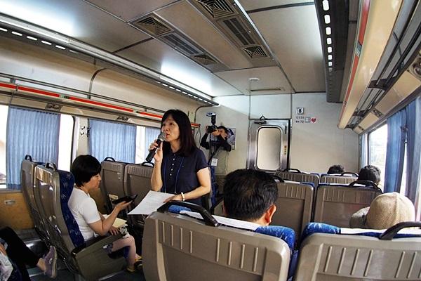 이번 인문열차 주제에 대한 문혜원 교수님의 설명중