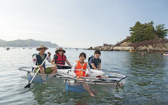 해수부가 소개하는 '바다에서 여름 제대로 즐기는 방법'
