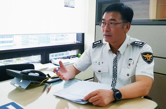 조우종 경찰청 교통기획계장
