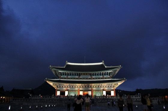 '경복궁 별빛야행' 다음달 2일부터 재개