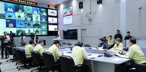 태풍 '솔릭' 접근…정부, 중앙재난안전대책본부 가동