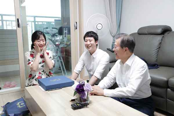 '시세 30% 월세'…신혼부부 매입임대주택 입주자 첫 모집