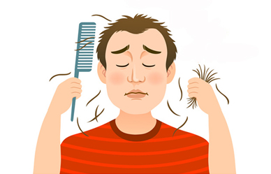 머리카락이 숭숭~ 탈모의 원인 및 예방법