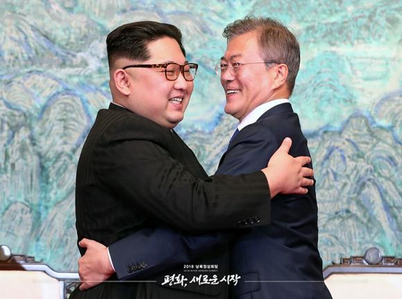 4월 27일 남북정상회담