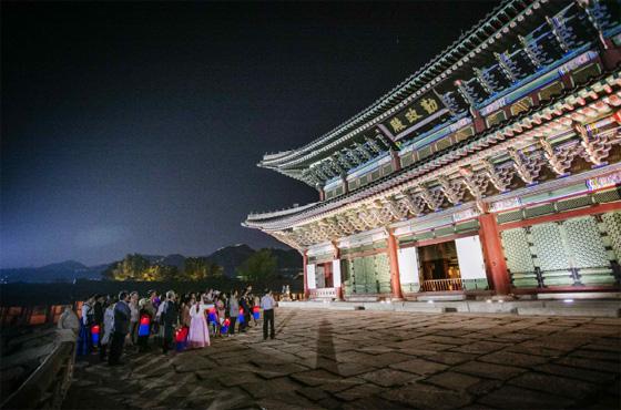 고즈넉한 가을밤 정취, 고궁·박물관서 누린다