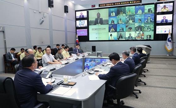 정부, 17~26일 재난안전 특별대책기간 운영