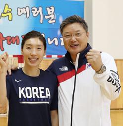 여자농구 남북단일팀이 보여준 '우리는 하나'