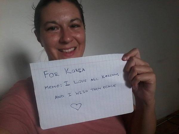 애나, from 미국 (Anna, from USA)