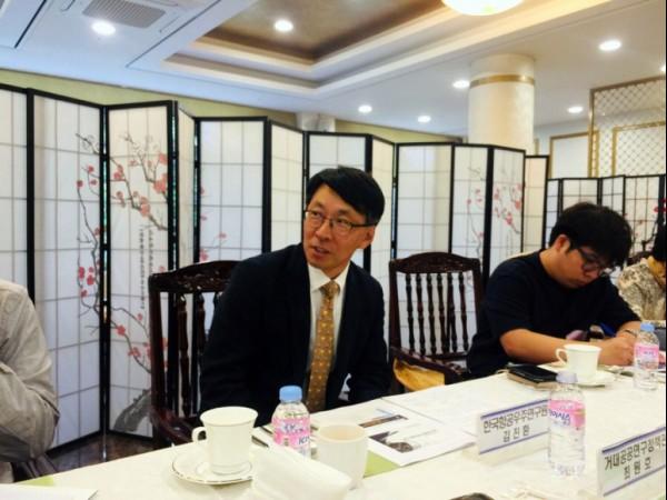 항우연 김진환 발사체엔진개발단장님